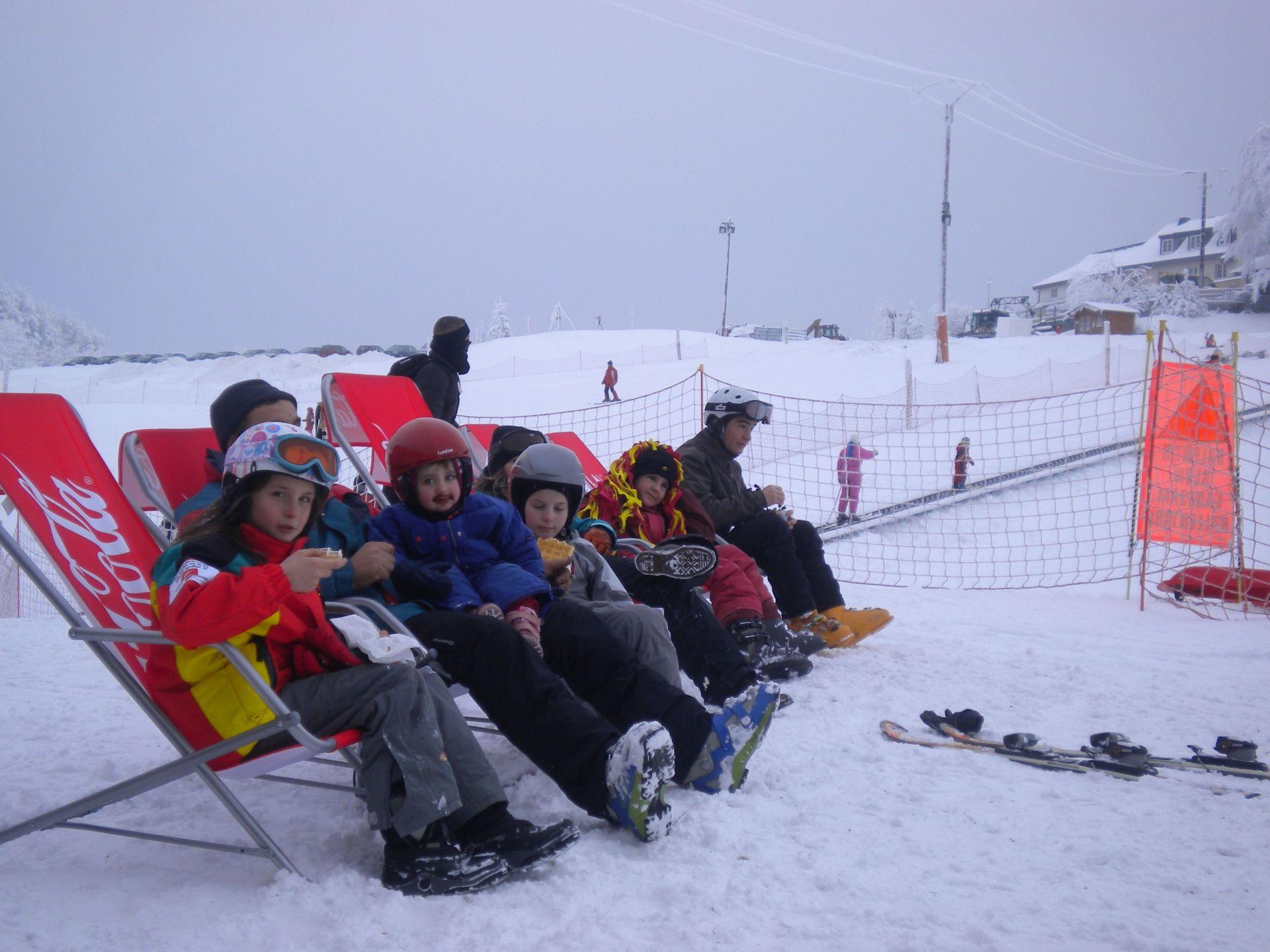 Le rouge gazon ski resort st maurice sur moselle lorraine tourisme - Office du tourisme moselle ...