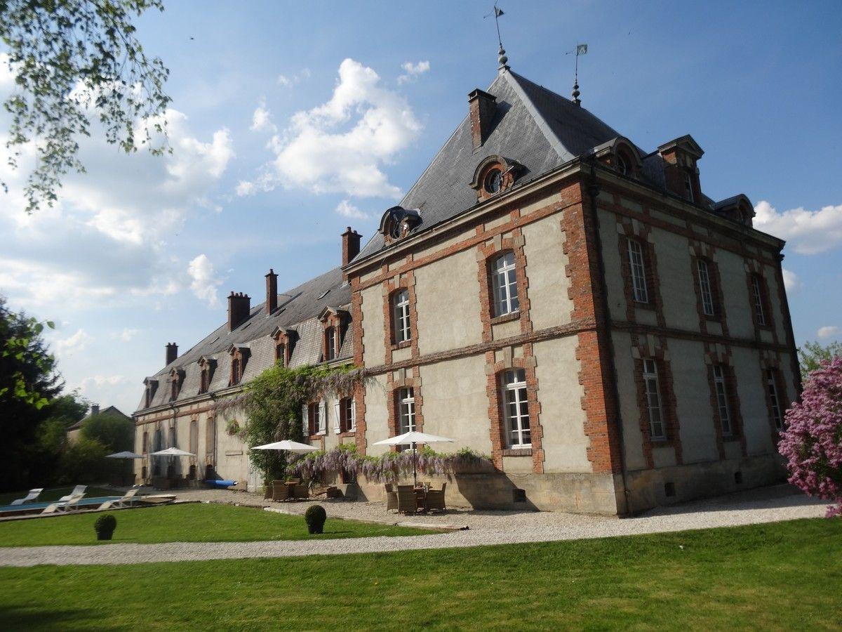 Chambres D Hotes Chateau De Nettancourt Lorraine Tourisme