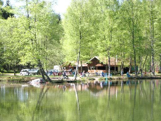 Le paradis du pecheur lorraine tourisme for Do kids need a fishing license