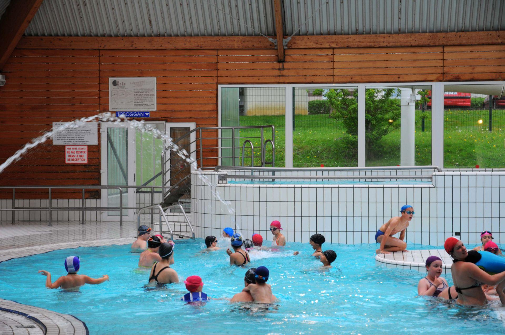La piscine olympique lorraine tourisme for Piscine olympique