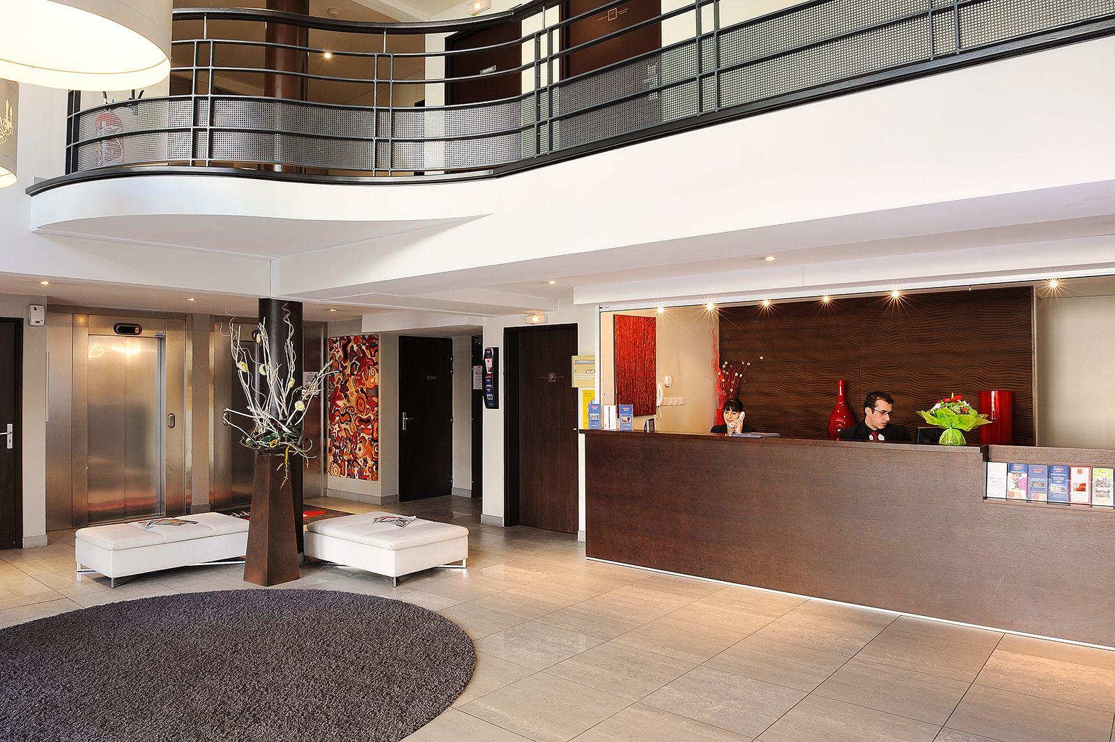 Appart Hotel Nancy Centre