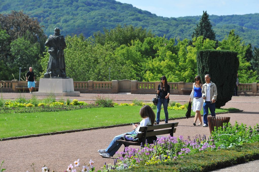 From gardens to music - Lorraine Tourisme