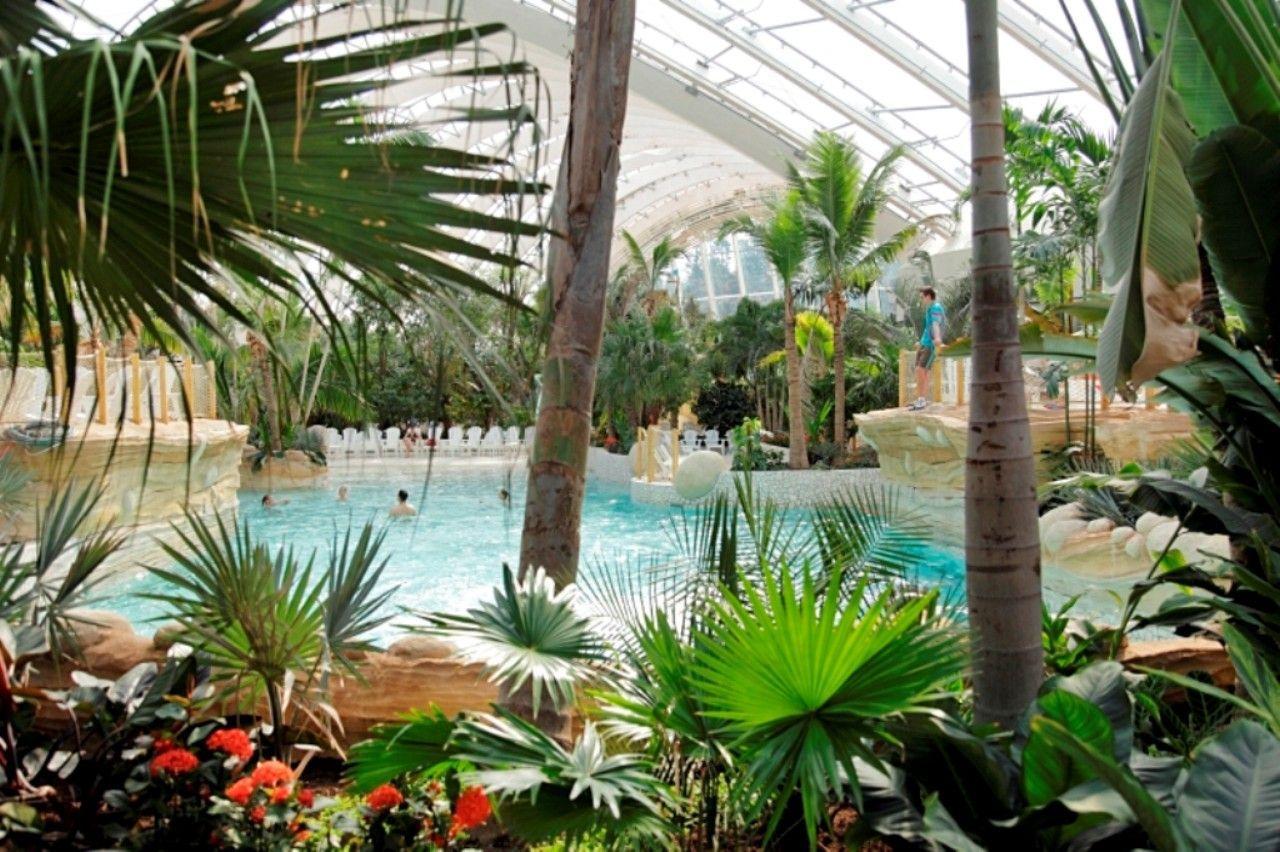 Center Parcs Aqua Mundo Sport Activity And Relaxation
