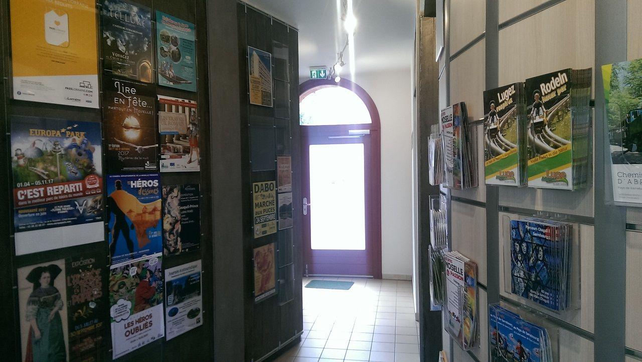 Office de tourisme du pays de phalsbourg lorraine tourisme - Office du tourisme mirecourt ...