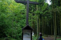 The cross of