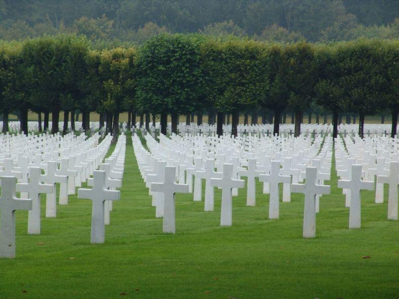 Meuse Argonne American Cemetery Lorraine Tourisme